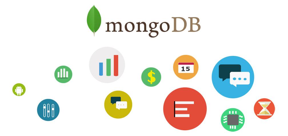 MongoDB Management Service integration with enterprise data storage